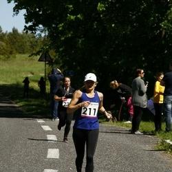 Hiiumaa VII jooksumaraton - Annemari Aun (211)