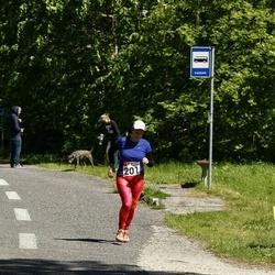 Hiiumaa VII jooksumaraton - Kädu Aasma (201)