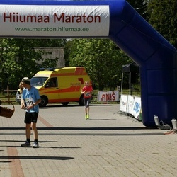 Hiiumaa VII jooksumaraton - Anna Maria Raspel (302)