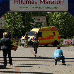 Hiiumaa VII jooksumaraton - Eliise Kaups (309)