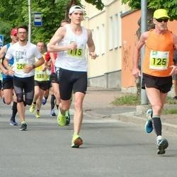 Narva Energiajooks - Aleksandr Ozerov (115), Arnold Schmidt (125)