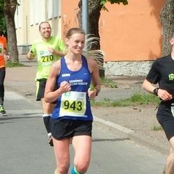 Narva Energiajooks - Arles Taal (189), Katrin Lehtpuu (943)