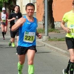 Narva Energiajooks - Dmitry Zhingel (165), Aado Metsis (221)