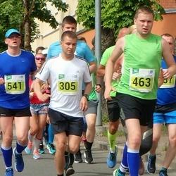 Narva Energiajooks - Aigor Paas (305), Urmo Karu (463), Ahto Hinn (541)