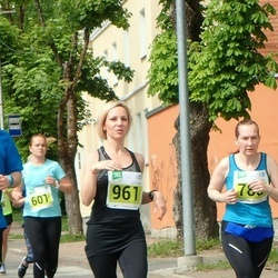 Narva Energiajooks - Olga Romanova (961), Aleksei Zaporozhtcev (962)