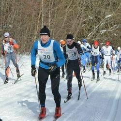41. Haanja maraton - Alar Savastver (17), Raivo Sala (20), Thomas Kuus (49)
