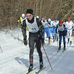 41. Haanja maraton - Alar Savastver (17), Andrus Kasekamp (32), Ivar Ivanov (35), Thomas Kuus (49)