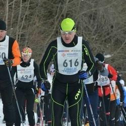 41. Haanja maraton - Andis Pirktins (616)