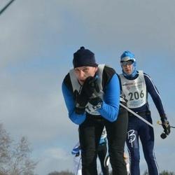41. Haanja maraton - Andre Laine (206)
