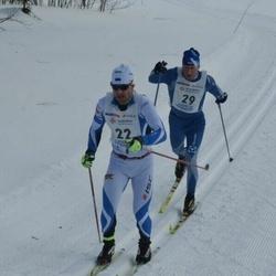 41. Haanja maraton - Siim Ala (22), Ago Veilberg (29)