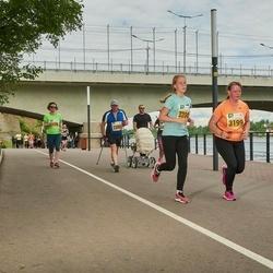 Narva Energiajooks - Ene Rooväli (3199), Birgit Rooväli (3200)