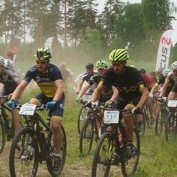 Märjamaa VII rattamaraton - Ürjo Loog (111), Tõnis Sepp (255), Martin Leisberg (269)