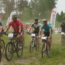 Märjamaa VII rattamaraton - Joel Meringo (213), Janno Kertsman (336)