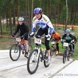 9. Jõulumäe Rattamaraton (EEC) - Agu Lehemaa (668), Andres Soojärv (675), Vadim Haritonov (714)