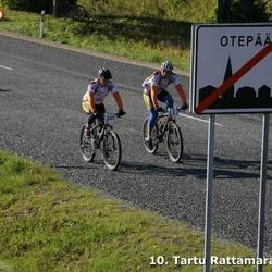 10. Tartu Rattamaraton - Andre Pukk (171), Jorma Kroon (249)