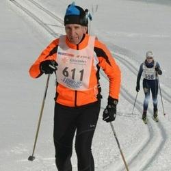 41. Haanja maraton - Bruno Münter (611)
