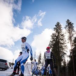 41. Haanja maraton - Taikki Tillemann (105), Silja Suija (140)