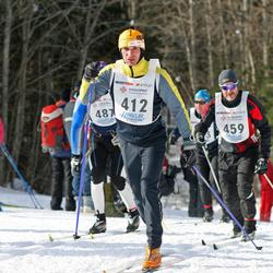 41. Haanja maraton - Anatoli Babkin (412), Urmas Voitka (459)