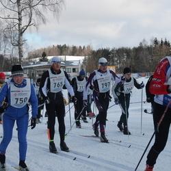 41. Haanja maraton - Linda Pärnpuu (750), Ander Raud (765), Madis Ojaliiv (797)
