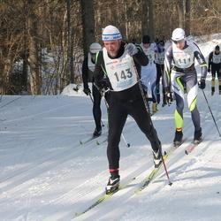 41. Haanja maraton - Alar Reiska (111), Andero Põllu (143)