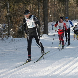 41. Haanja maraton - Kaspar Kala (116), Aare Viitkin (124)