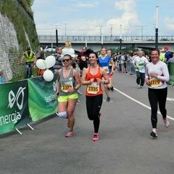 Narva Energiajooks - Anastassia Bogdanova (3335), Natalja Mjatsina (3387)