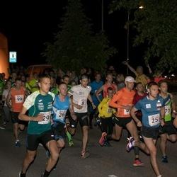 Elva Südaööjooks - Marko Teder (8), Dmitri Aristov (25), Juri ŠIrokov (26), Rauno Reinart (37)