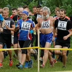 ICEBUG KÕVA MEHE JOOKS - Tave Allik (41), Margus Hanni (141), Kairi Tuulmägi (145), Aare Tinn (192)