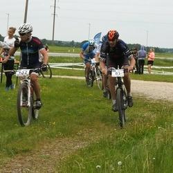 15. Rakvere Rattamaraton - Allan Mägi (81), Toomas Treier (132)