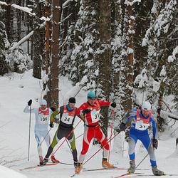 RMK Kõrvemaa Suusamaraton - Urmo Alling (21), Siim Õunloo (31), Bert Tippi (34), Ain Veemees (109)