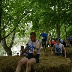 Vägilase jooks Tartu - Aaron Evans (103), Paul Hunt (112)
