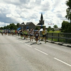 Pärnumaa Võidupüha maraton - Tauno Hang (2), Indrek Ilumäe (5)