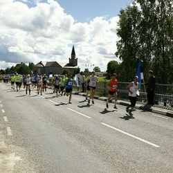 Pärnumaa Võidupüha maraton - Jüri Siht (124), Jürgen Veber (156)