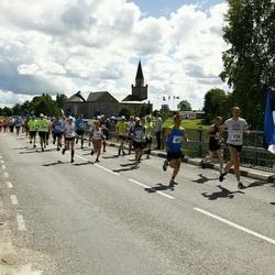 Pärnumaa Võidupüha maraton - Ahti Kelder (49), Jürgen Veber (156)