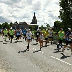 Pärnumaa Võidupüha maraton - Rauno Merila (78), Siiri Pilt (101), Kadri Raudvere (113)