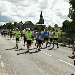 Pärnumaa Võidupüha maraton - Roman Jõerand (37), Marno Maasikas (73)