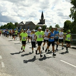 Pärnumaa Võidupüha maraton - Roman Jõerand (37), Ahti Nuga (87)