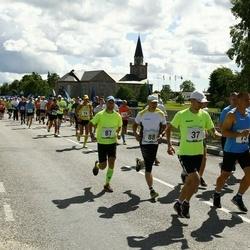 Pärnumaa Võidupüha maraton - Roman Jõerand (37), Ahti Nuga (87), Jonas Nõukas (88)