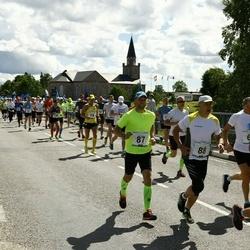 Pärnumaa Võidupüha maraton - Ahti Nuga (87), Jonas Nõukas (88)