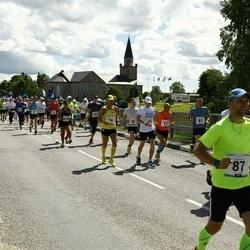 Pärnumaa Võidupüha maraton - Reigo Lehtla (12), Karl Kaljumäe (41), Andrus Maiste (74)