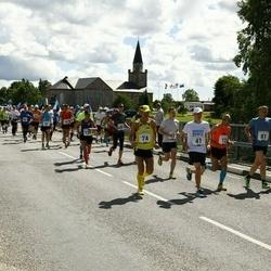 Pärnumaa Võidupüha maraton - Karl Kaljumäe (41), Andrus Maiste (74)