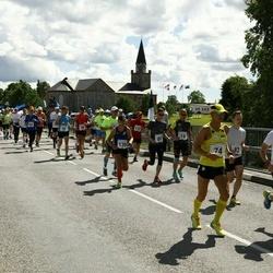 Pärnumaa Võidupüha maraton - Tarvo Albri (14), Andrus Maiste (74), Kaarel Tõruvere (139)