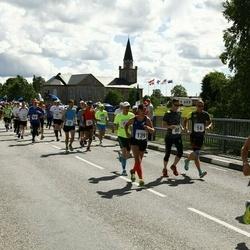 Pärnumaa Võidupüha maraton - Tarvo Albri (14), Kevin Must (80), Kaarel Tõruvere (139)