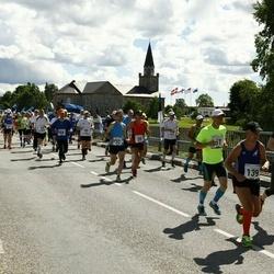 Pärnumaa Võidupüha maraton - Peeter Hendrikson (32), Janno Juhkov (35)