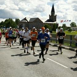 Pärnumaa Võidupüha maraton - Rando Lillepa (68), Mait Mõttus (83)