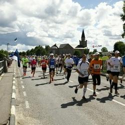 Pärnumaa Võidupüha maraton - Arno Bester (22), Mait Mõttus (83), Jaan Õmblus (153)