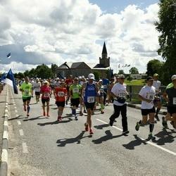 Pärnumaa Võidupüha maraton - Erkki Etverk (27), Pille Saluvere (120), Jaan Õmblus (153)