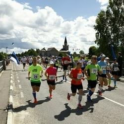 Pärnumaa Võidupüha maraton - Jan Golõnski (28), Ingrid Lindenberg (69), Priit Melnik (77), Pille Saluvere (120)