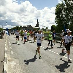 Pärnumaa Võidupüha maraton - Mart Aru (18), Heiki Prants (104)