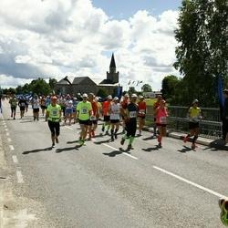 Pärnumaa Võidupüha maraton - Hendrik Endriks (26), Ivi Juknaite (36)